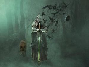 Die Astral-Ebene - Der Vampir und Werwolf. Astralreisen lernen