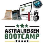 Astralreisen Bootcamp - meine Erfahrungen. Logo.