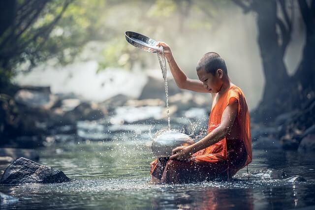 Buddhismus und das Sterben