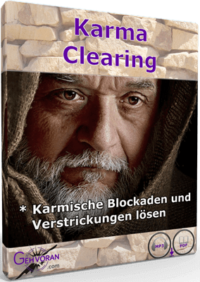 Karma Clearing. Cover eBook.