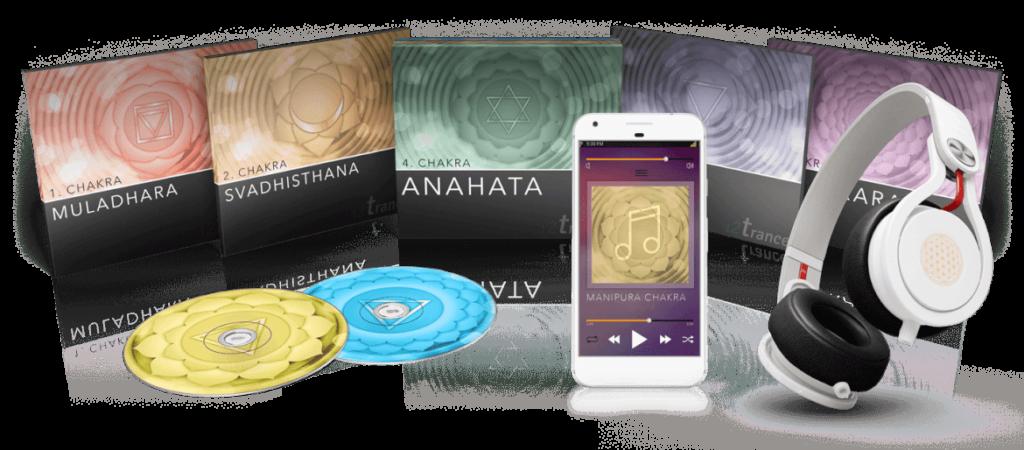 Chakra Meditationsalbum.