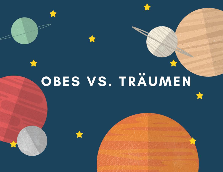 OBEs vs. Träumen