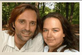 Raul Falco mit seiner Frau Jeanette.