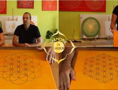 """Erfahrungen mit dem Onlinekurs """"Energiebilder malen"""" von Raul Falco"""