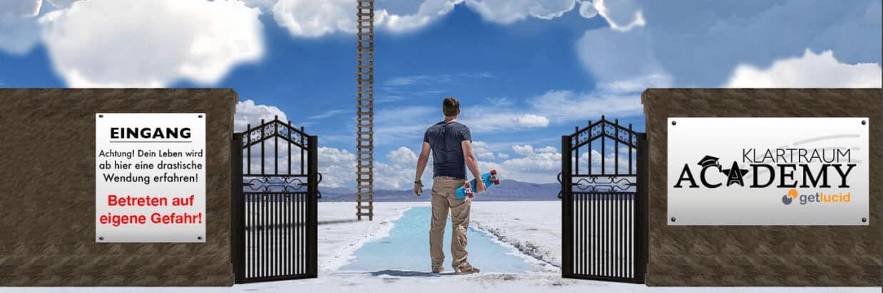 [Werbung] Mit der Klartraum-Academy kannst du das luzide Träumen erlernen.