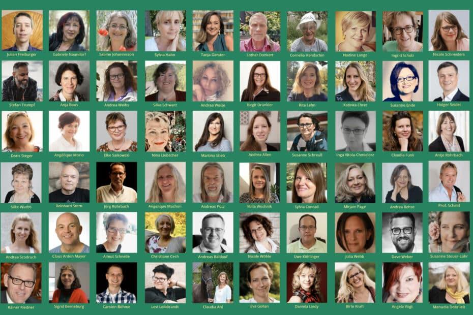 GOLDSEELE Online-Kongress mit fast 100 Speakern.